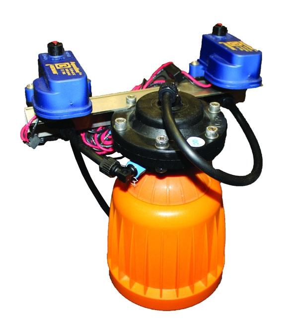 Tefen MixRite Elektrische An/Aus Steuerung