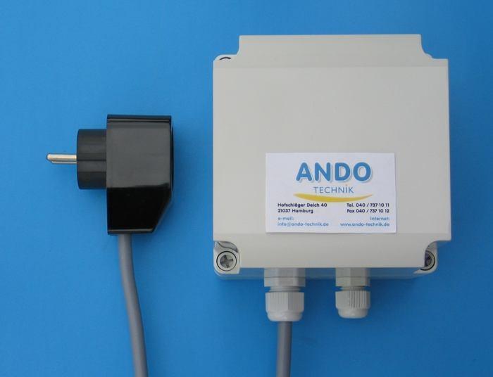 Elektrodensteuerungen für Wasserpumpen