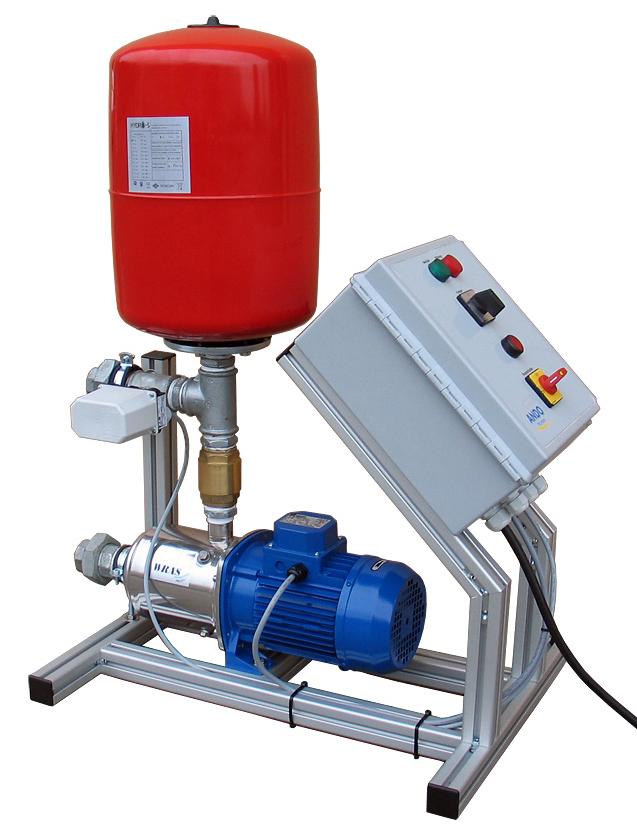 Pumpstationen mit Schützsteuerung