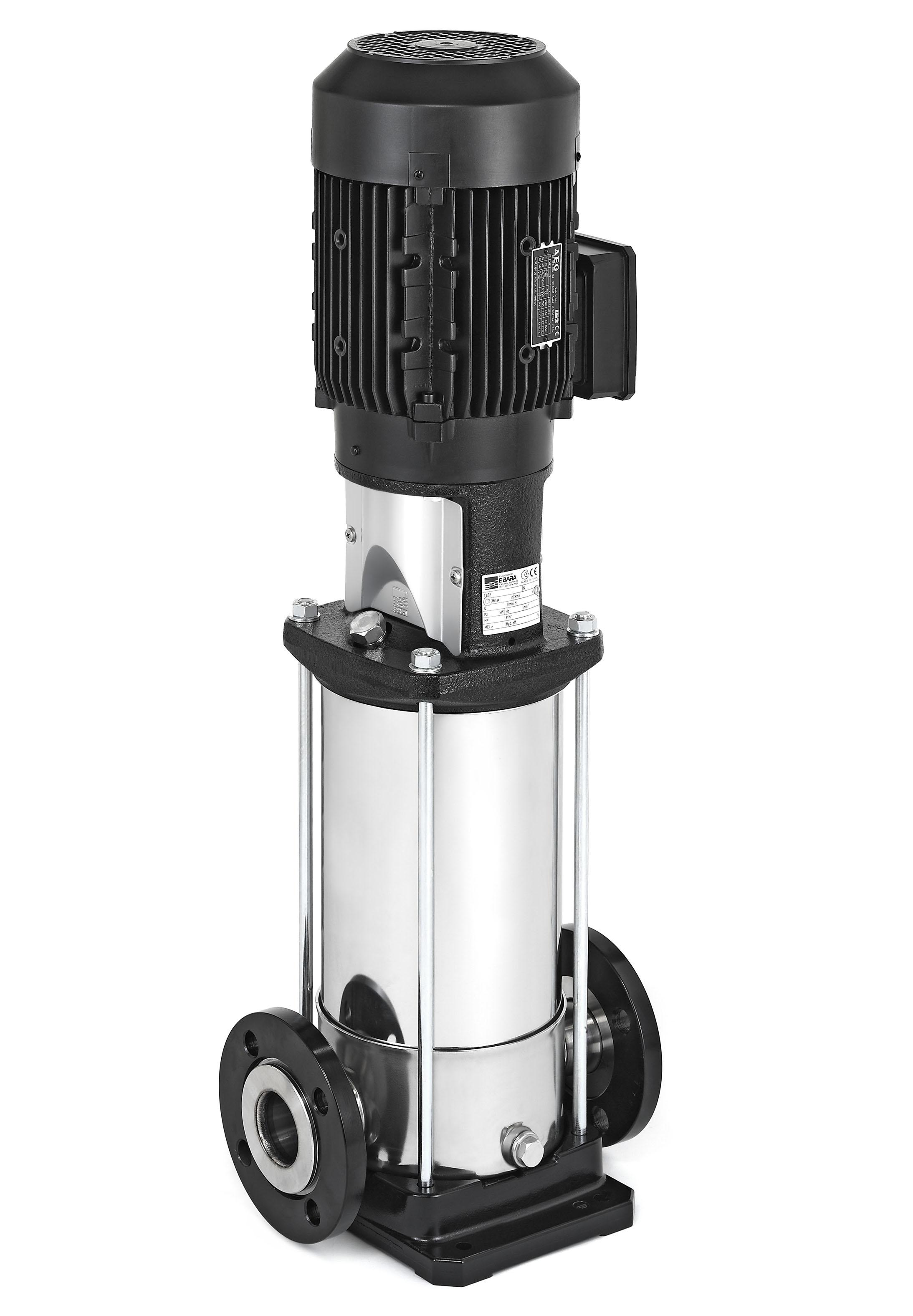 Vertikale Kreiselpumpen EVMS 15