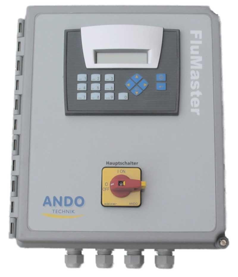 FertiDos EC- und pH-Regler