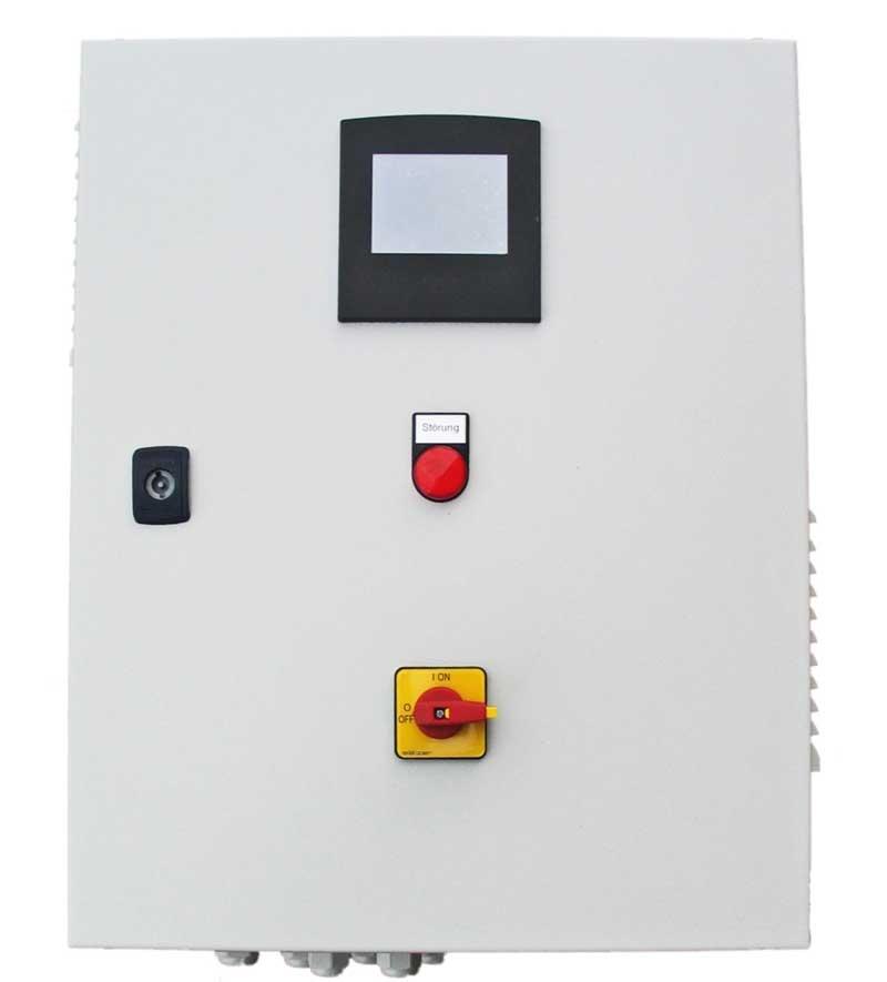 Pumpensteuerung eco SBE mit Zusatzpumpe