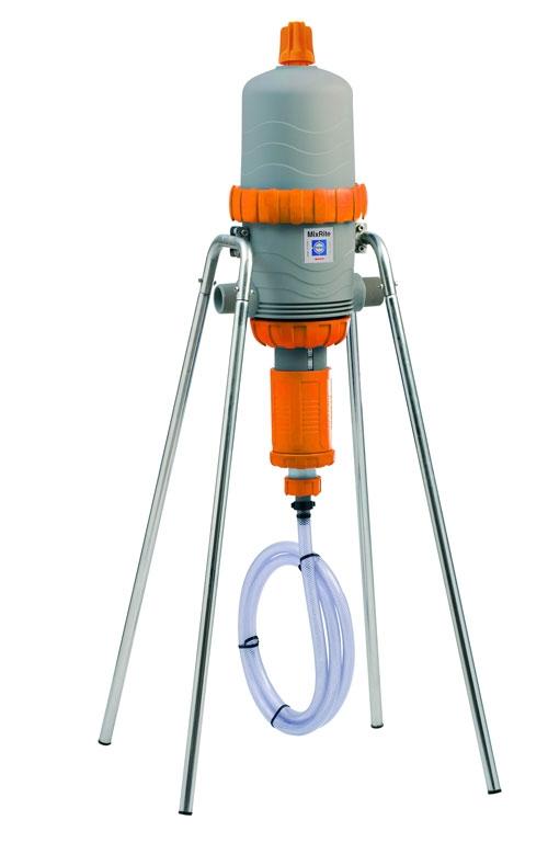 Tefen MixRite Dosierer TF25 bis 25 m³/h