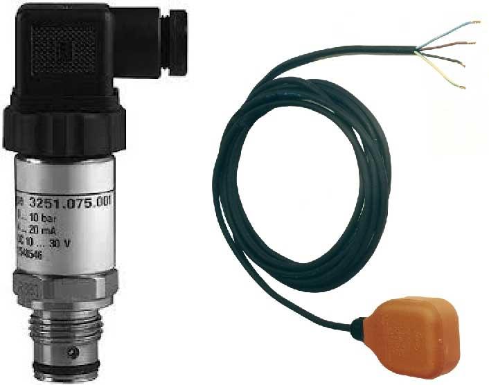 Zubehör für FluMaster Pumpensteuerungen