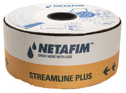 NETAFIM Tropfschlauch StreamLine Plus