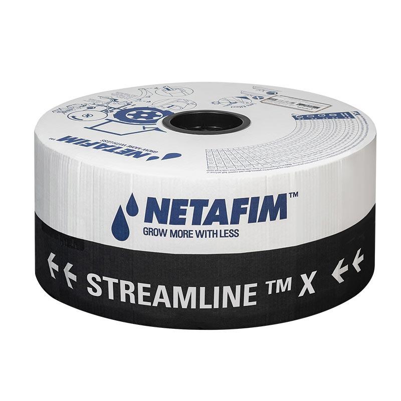NETAFIM Tropfschlauch StreamLine X