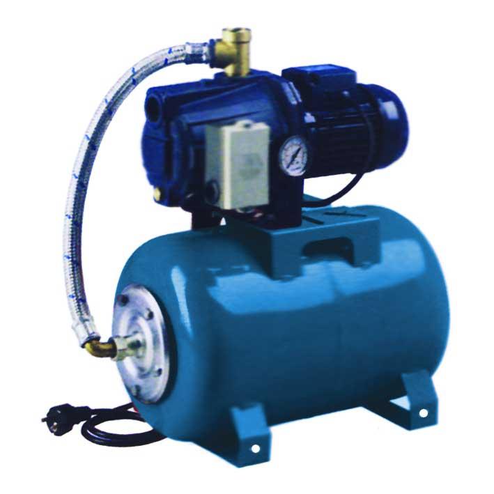 EBARA Hauswasserwerk GP-AGA M 1.00-24 230V/50Hz 0,75kW
